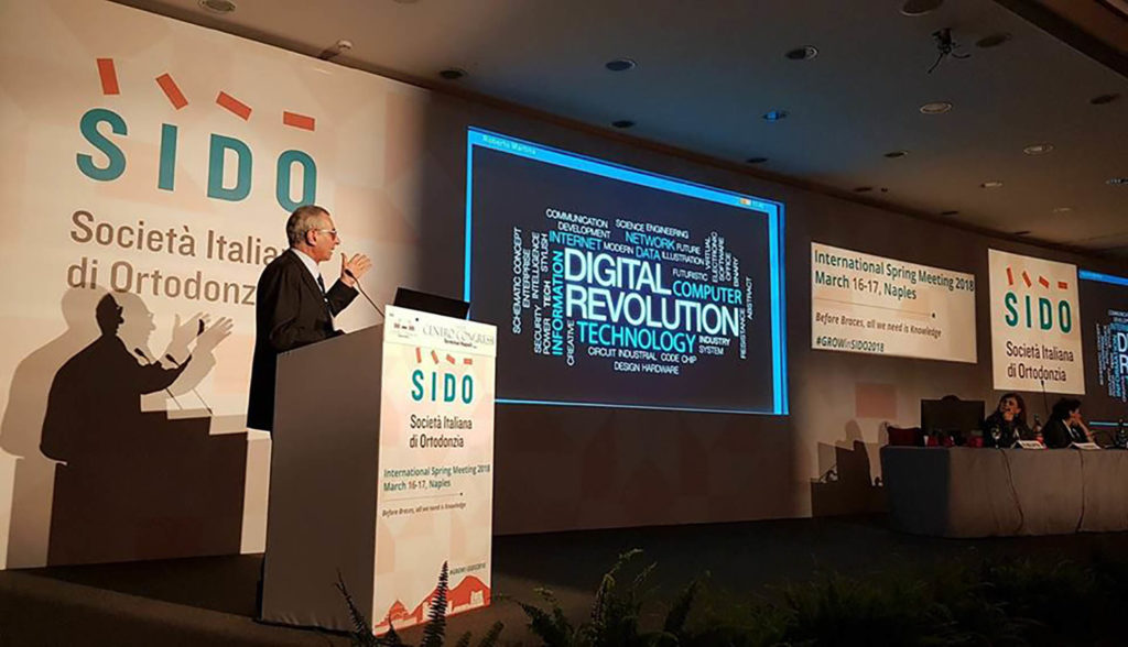 International Spring Meeting 2018: la digitalizzazione dell'ortodonzia
