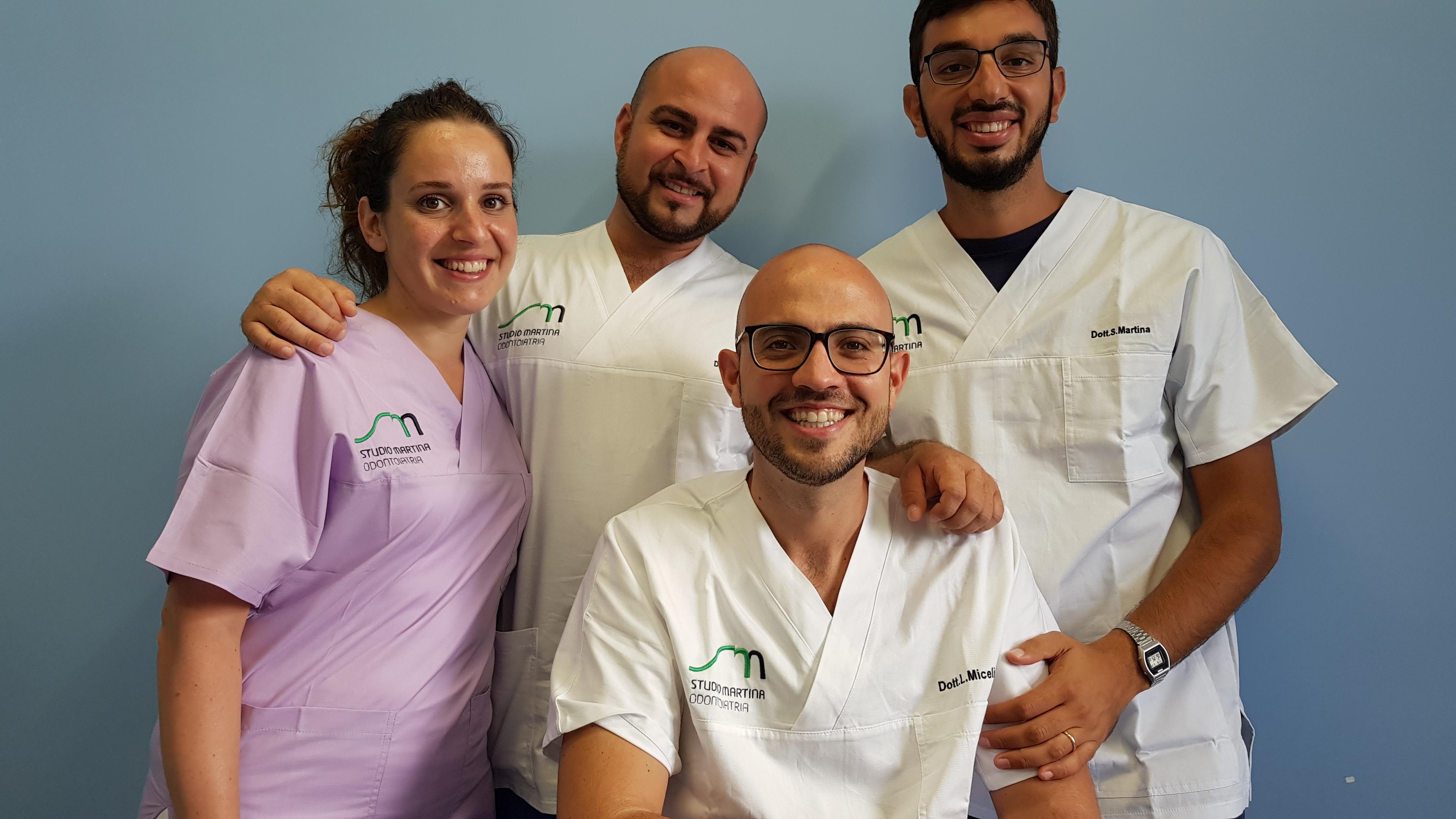 team studio martina odontoiatria